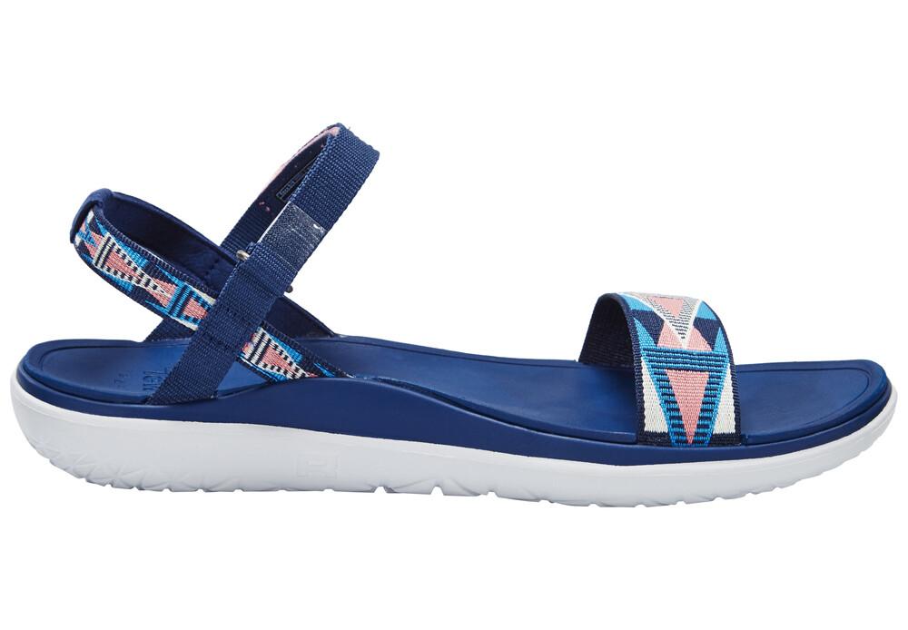 Teva Sandale »Terra-Float Nova Sandals Women Fondant Pink«, blau, blau